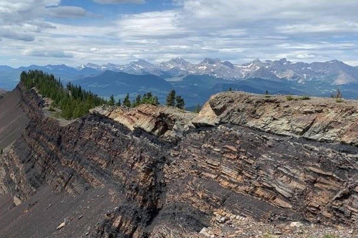 Grassy Mountain Coal Mine in Alberta's Rocky Mountain Shot Down