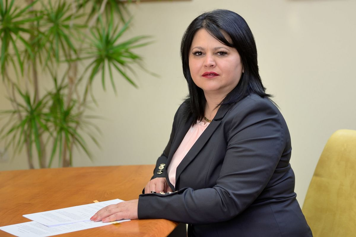 LIBERTY Galati Appoints Ms Aida Nechifor as General Director