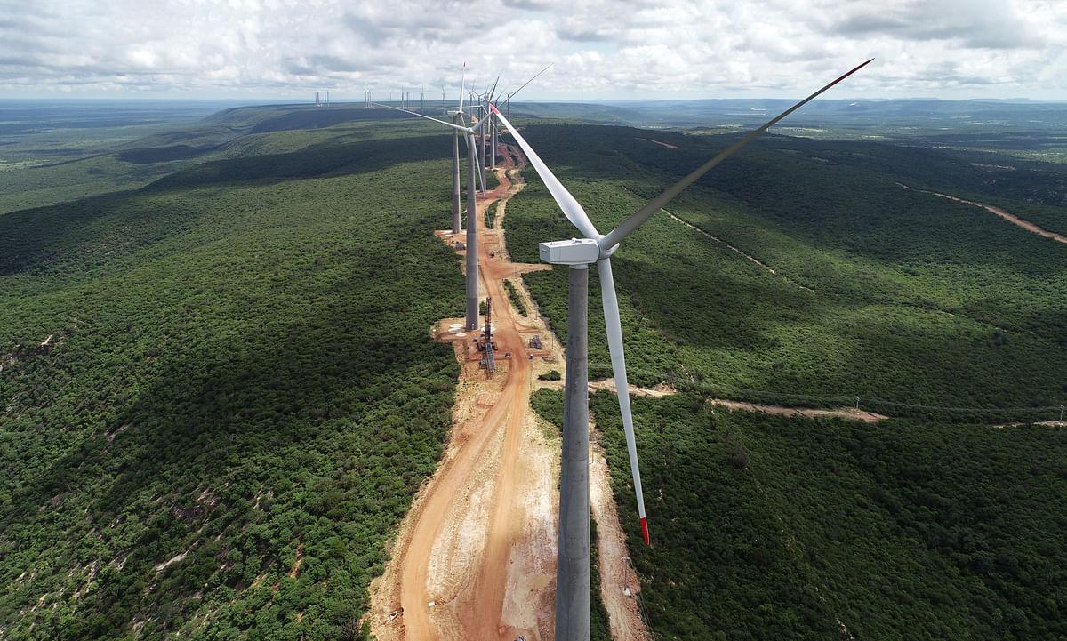 Enel Green Power Starts Lagoa Dos Ventos Wind Farm in Brazil