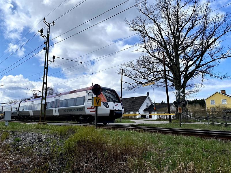 Peab to Build Double Track Railway Outside of Hallsberg in Sweden