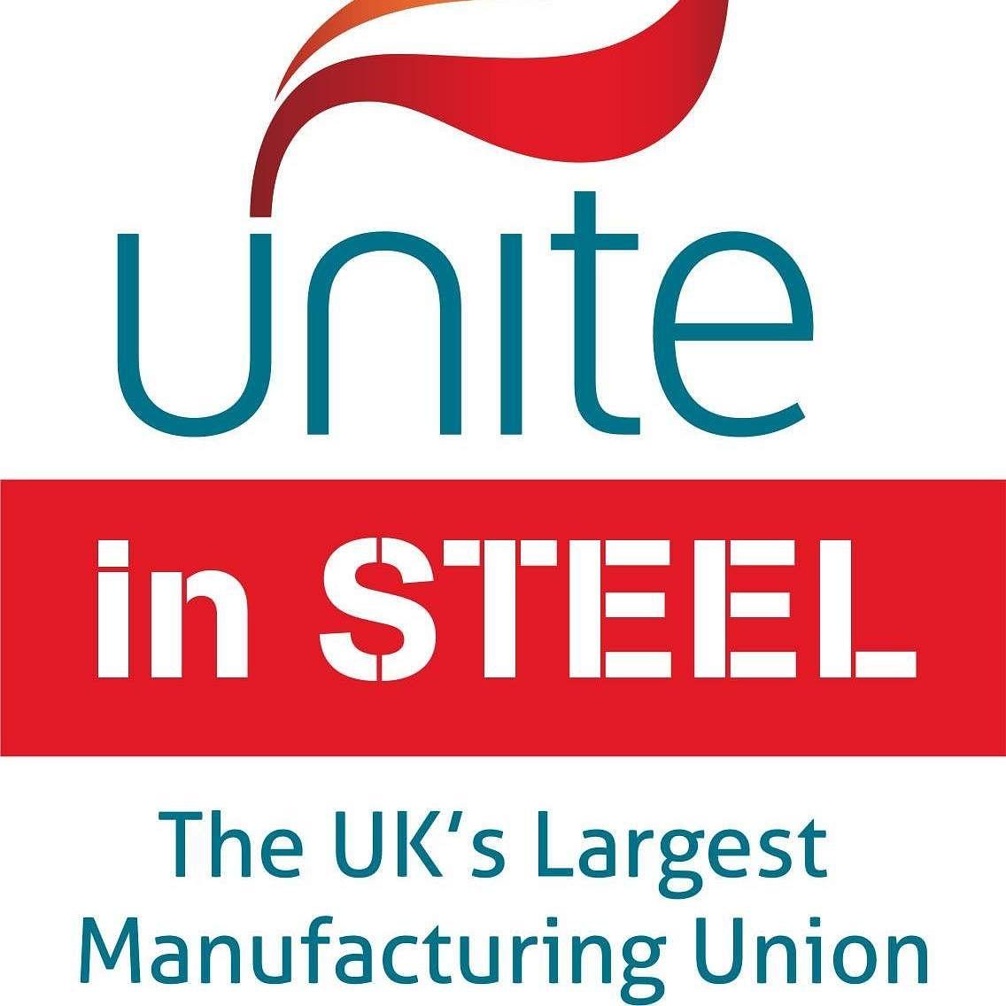Unite Seeks British PM's Intervention to Keep Steel Safe Guards