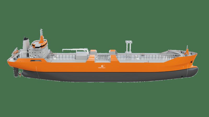 Wärtsilä Receives Orders for LNG Cargo Handling System