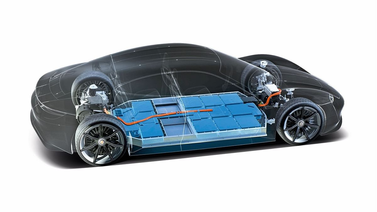 Porsche Invests in Battery Cells Maker Cellforce