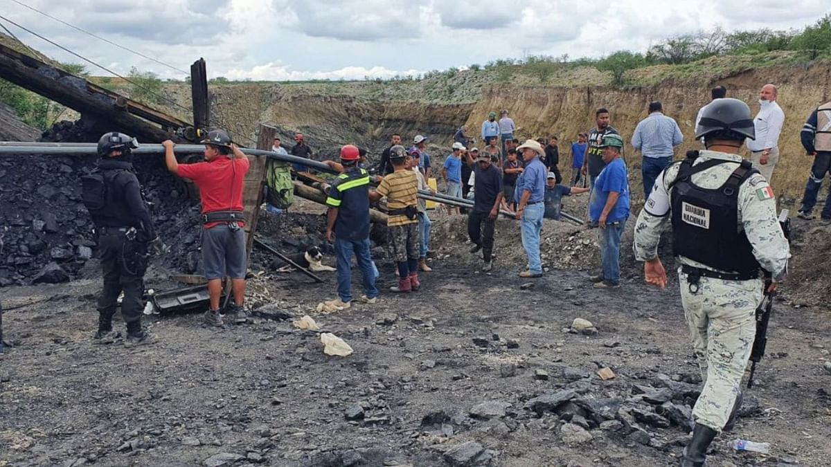Seven Trapped in Coal Mine Accident in Mexico