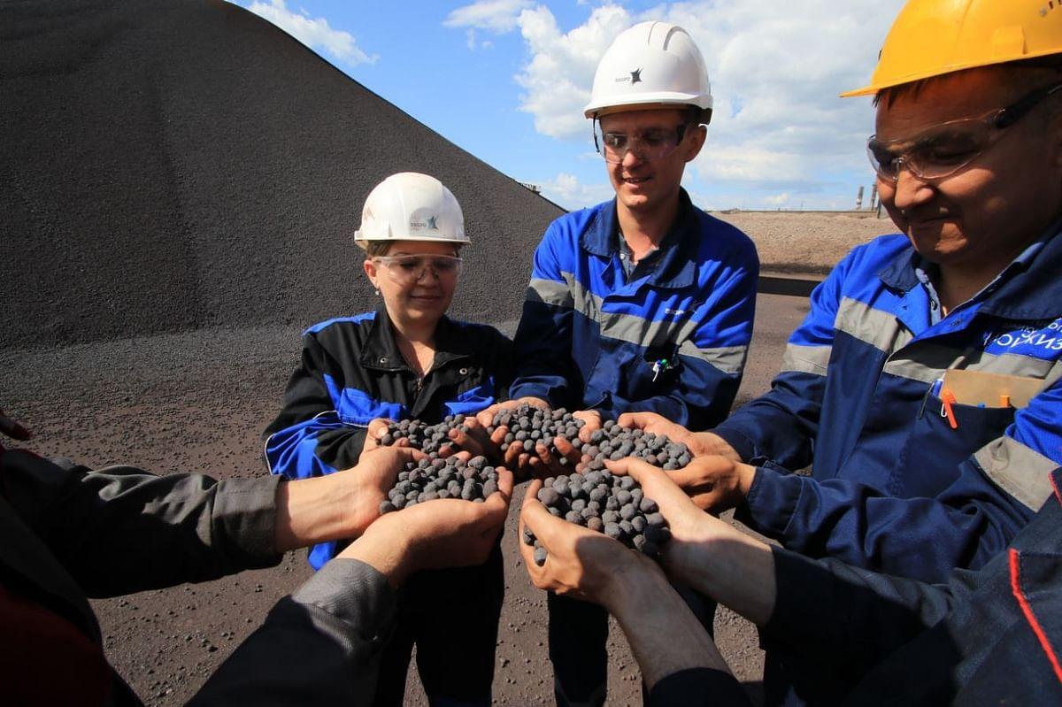 EDB to Fund ERG's Sokolov Sarbai Mining Production Association