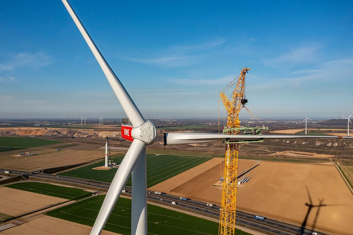 RWE Reports Success in German Onshore Wind Auction