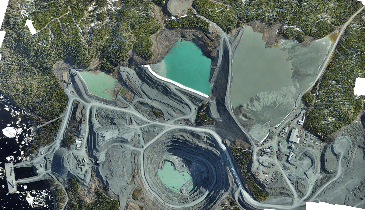 Anaconda Mining Drilling Update for Tilt Cove Project
