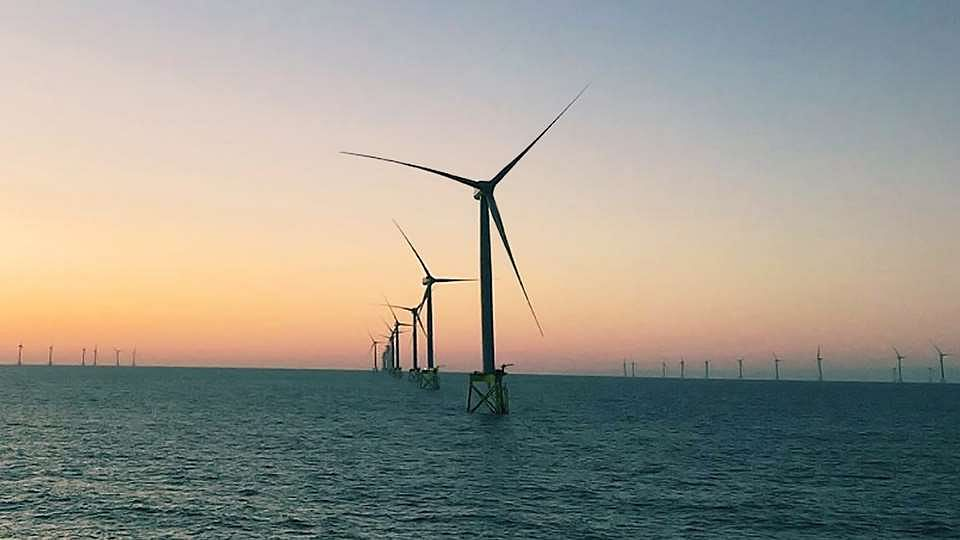 Aker Solutions HVDC Converter for East Anglia THREE Wind Project