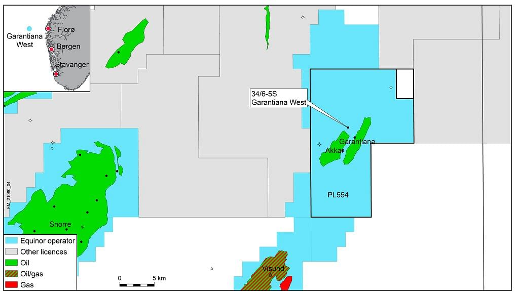 Vår Energi Discovers Oil in Northern Part of North Sea