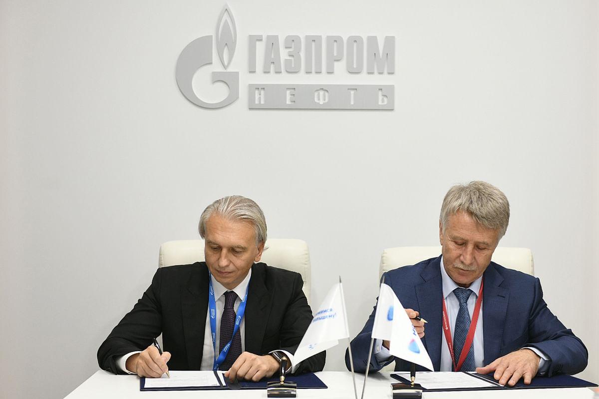 NOVATEK & Gazprom Neft Create JV for North-Vrangelevskiy License