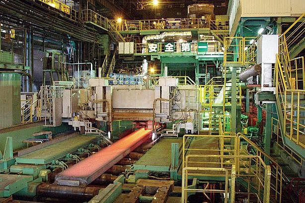 JFE Steel Starts Slab Caster at West Japan Works in Kurashiki