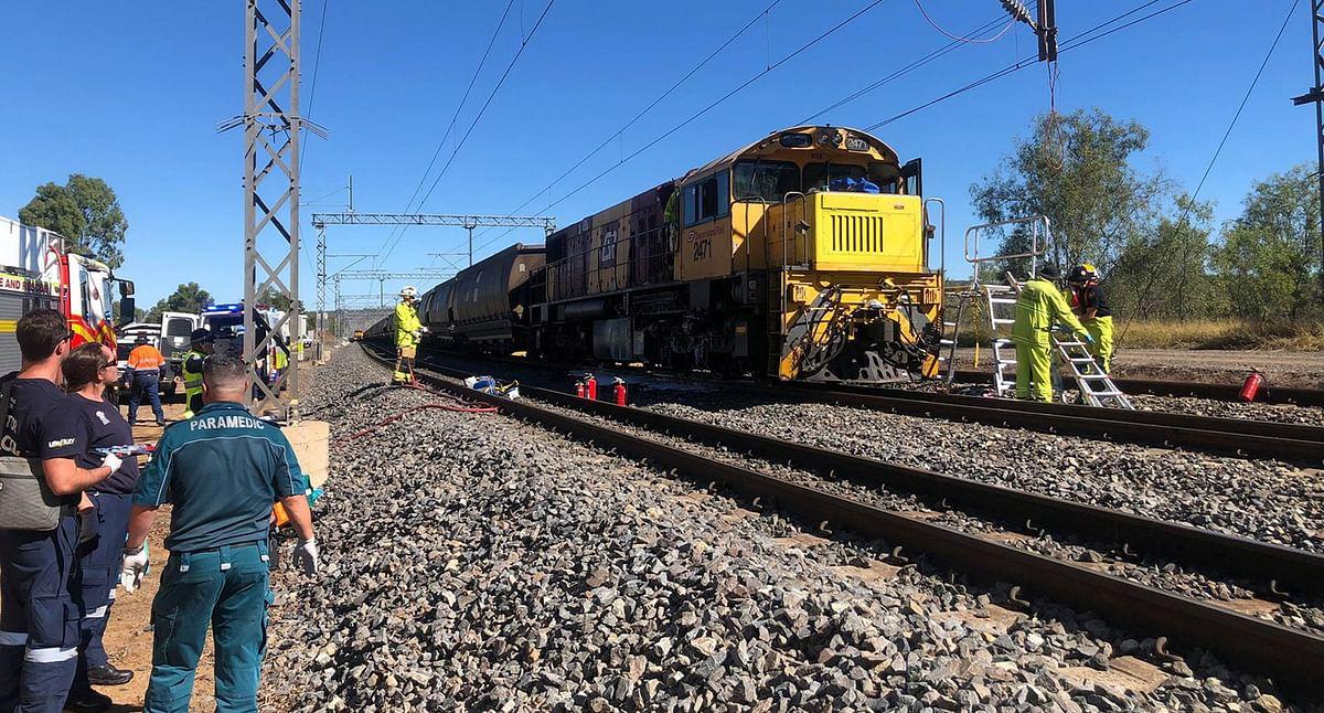 Aurizon Coal Train Accident Kills One Person