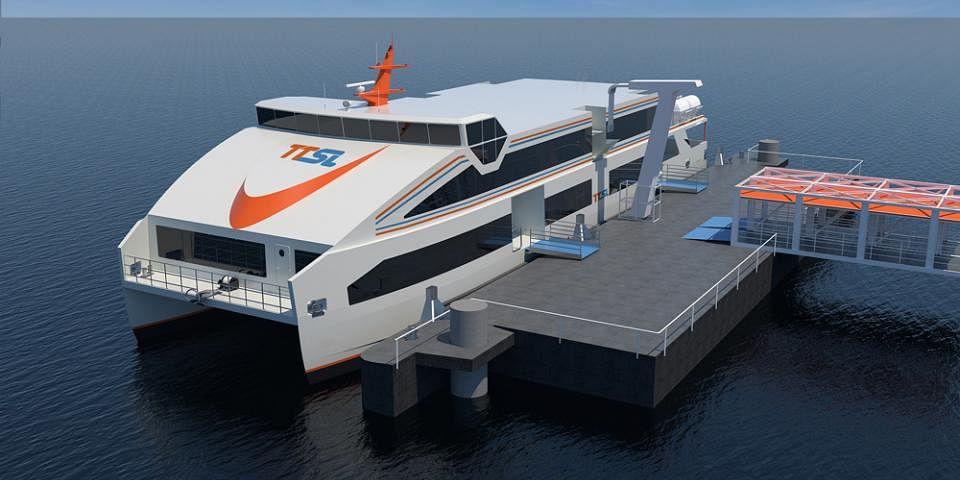 Bureau Veritas Classes New Urban Electric Ferries in Portugal