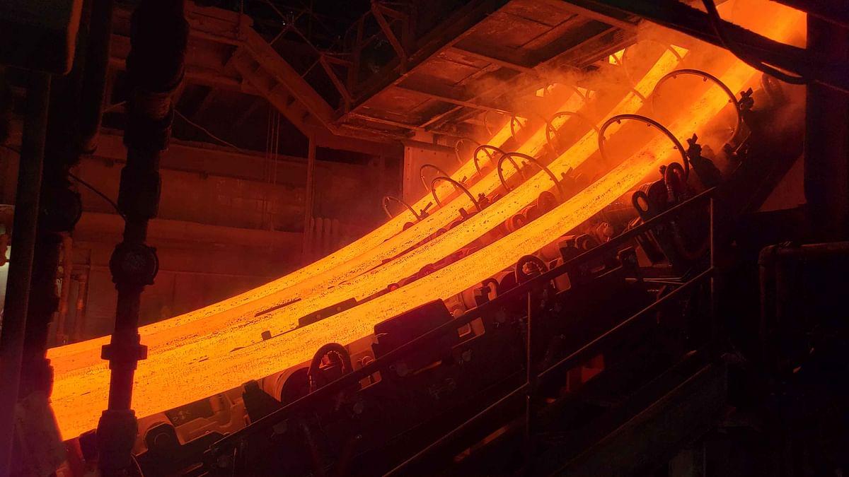 Steel Production Underway at Koppel Melt Shop of Tenaris