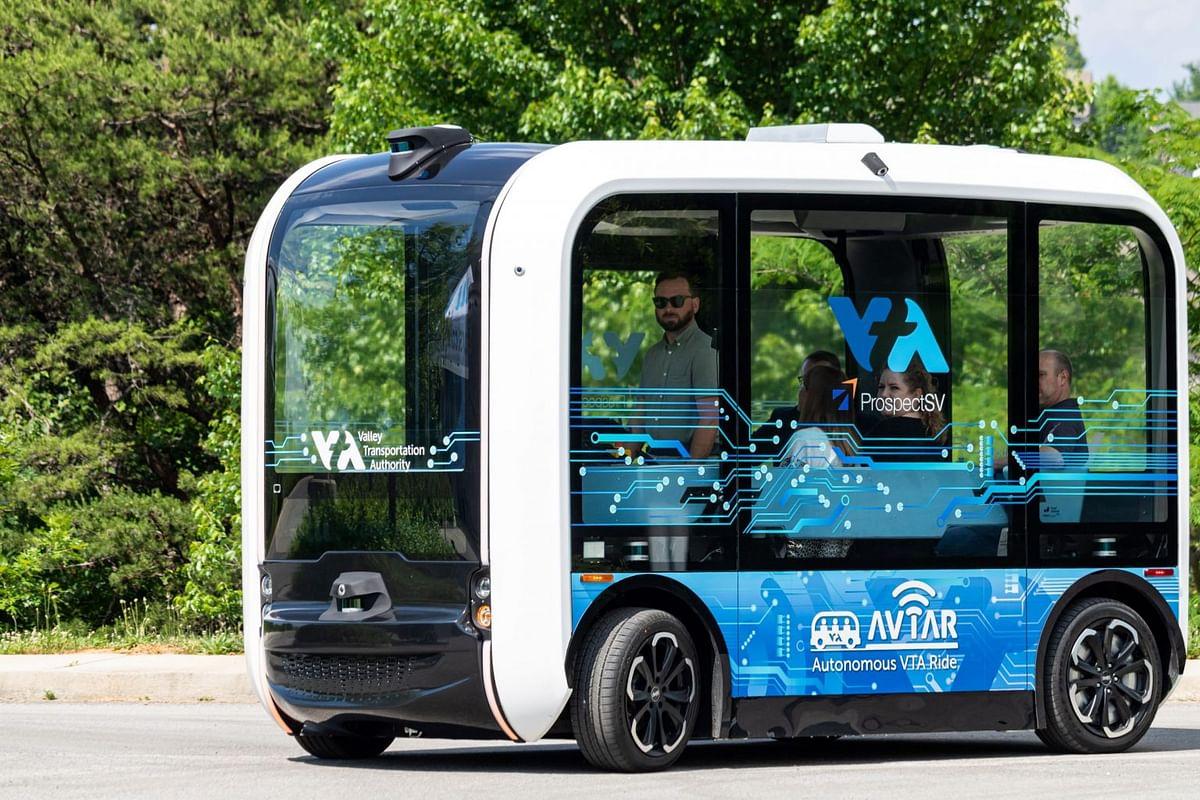 ProteanDrive Wheel Motors for Local Motors Olli EVs