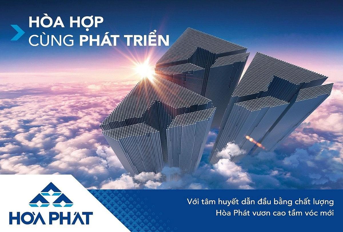 Hoa Phat Profits to Improve on Firm HR Demand in Vietnam