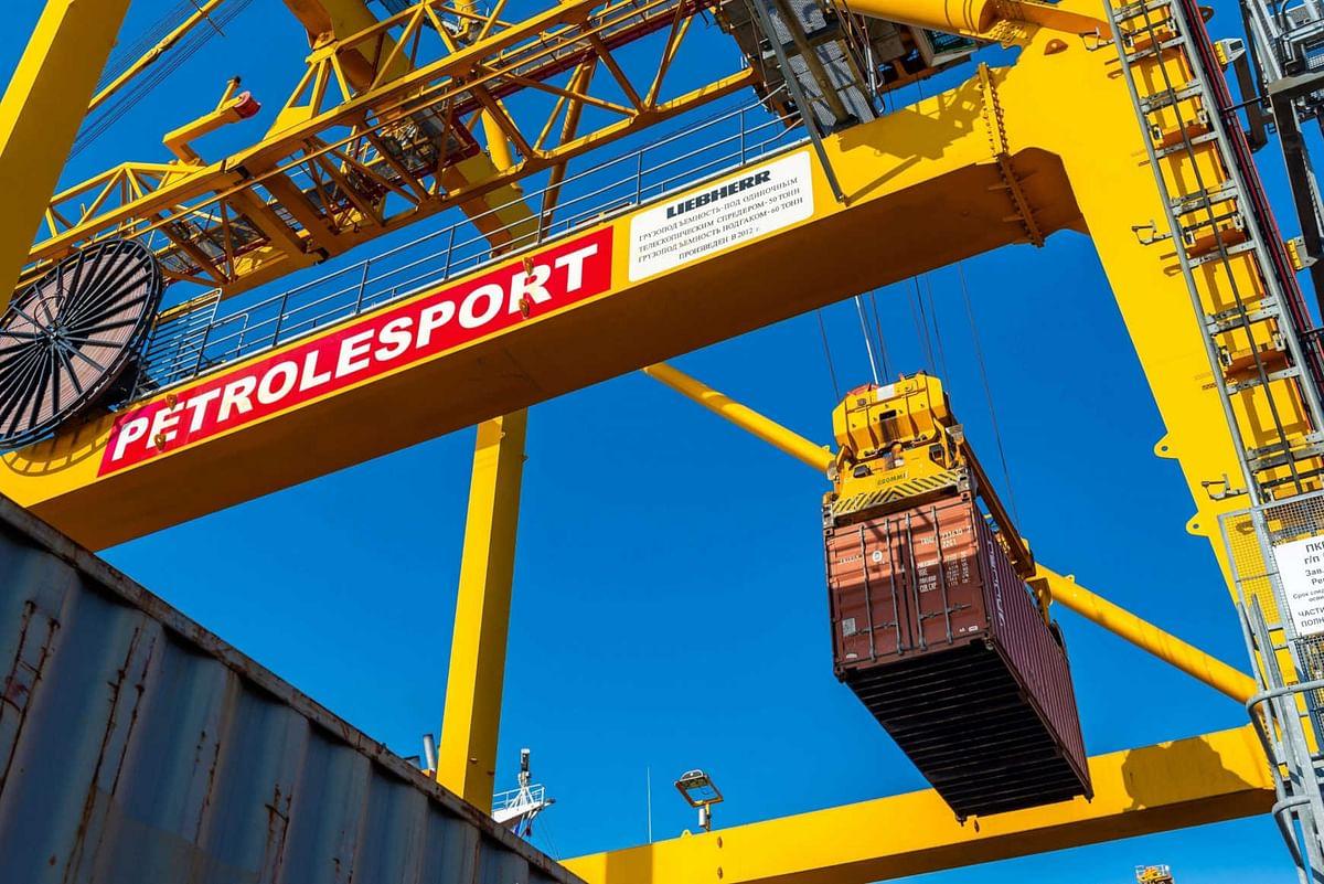 APM Rolls Out Digital Export Processing at Russian Terminals