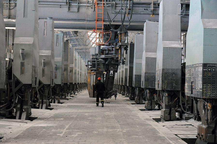 GE Develops Aluminium Smelter's Digital Twins