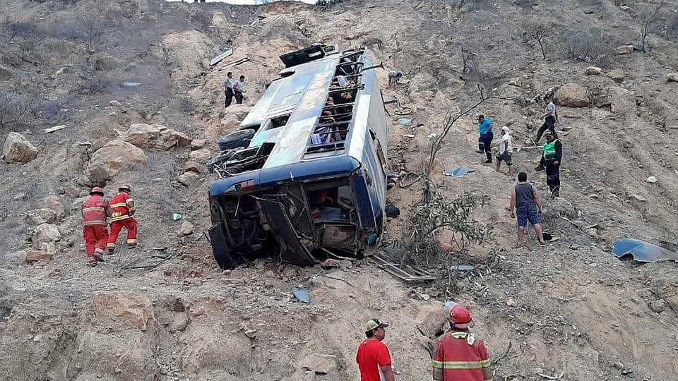 Hochschild Mining Reports 27 Fatalities Transport Accident in Peru