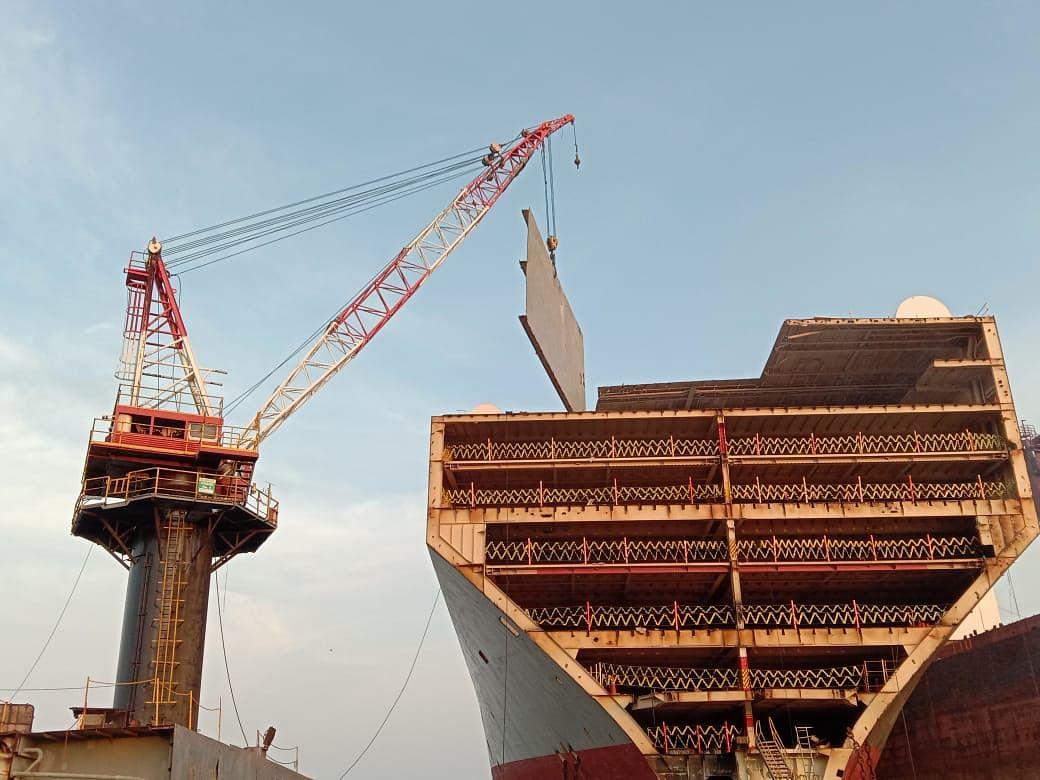 GMS Market Commentary on Ship Breaking in Week 22