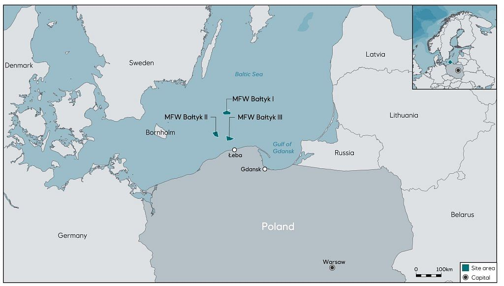 Equinor's Łeba Base for Polish Baltic Sea Offshore Wind Projects