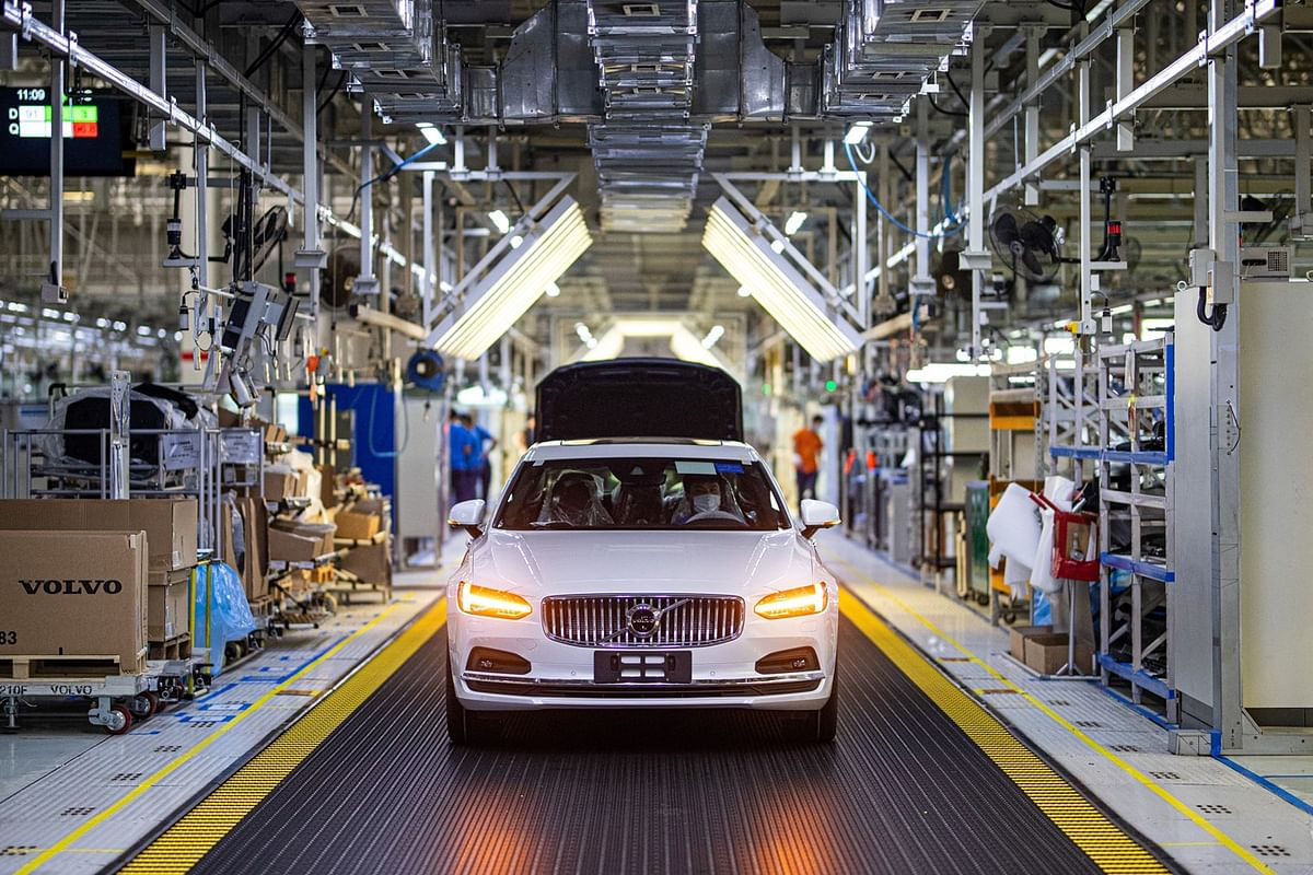 Volvo Cars to Explore Using Fossil Free Steel with SSAB