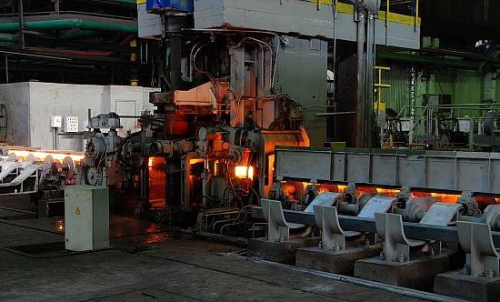 Mechel's Izhstal Overhauls Rolling Mill 450