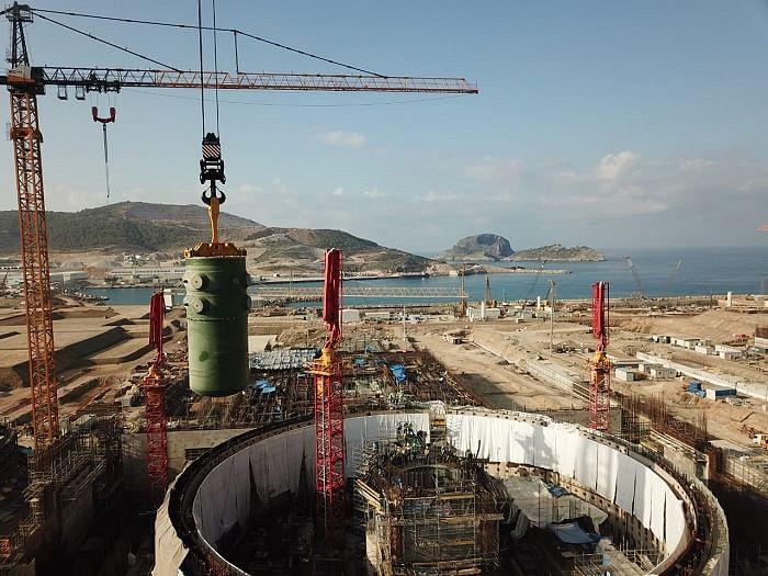Reactor Pressure Vessel Installed at Akkuyu NPP in Turkey