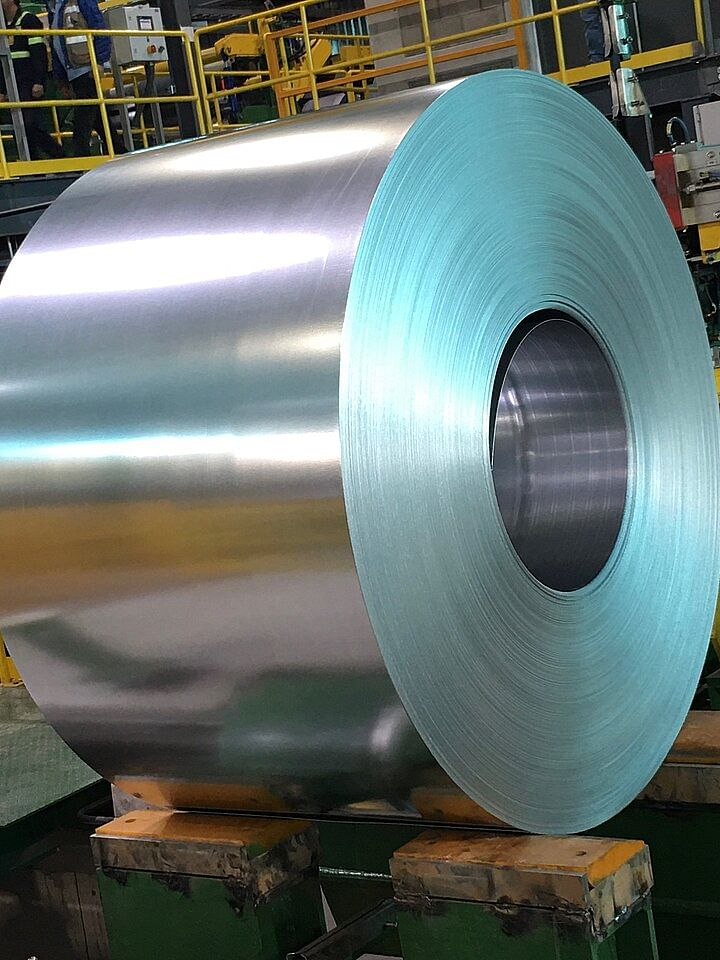 NUCOR-JFE Steel Mexico Grants FAC for HDG Line from SMS GROUP