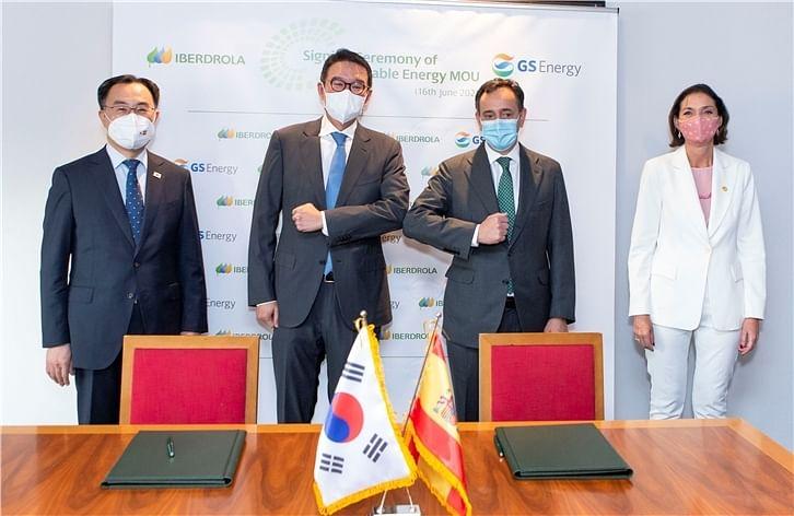 Iberdola Expands Foot Prints to South Korea