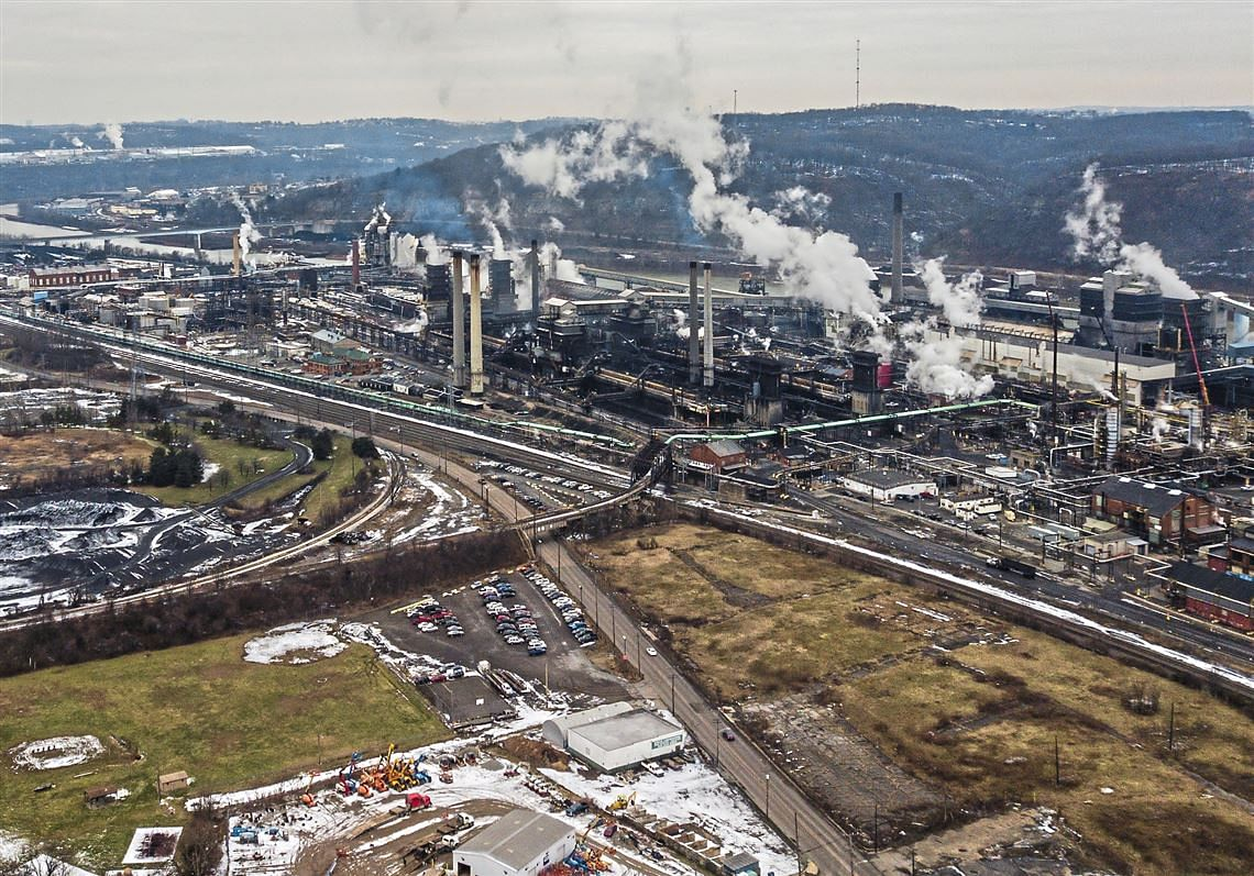 Court Sides with US Steel for Reporting Pollution at Clairton