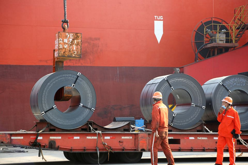 China's Steel Exports & Iron Ore Import Decline in May 2021