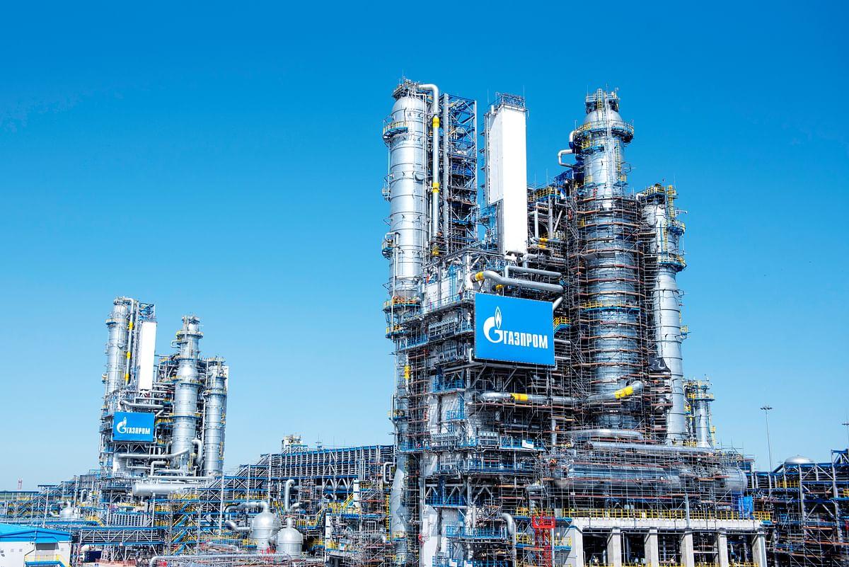 Amur Gas Processing Plant of Gazprom Enters Operation