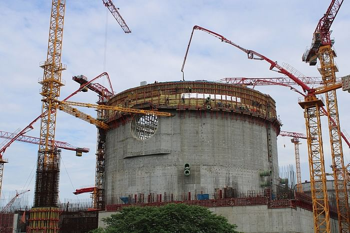 4th Tier of Inner Containment Completed at Rooppur NPP Unit 2