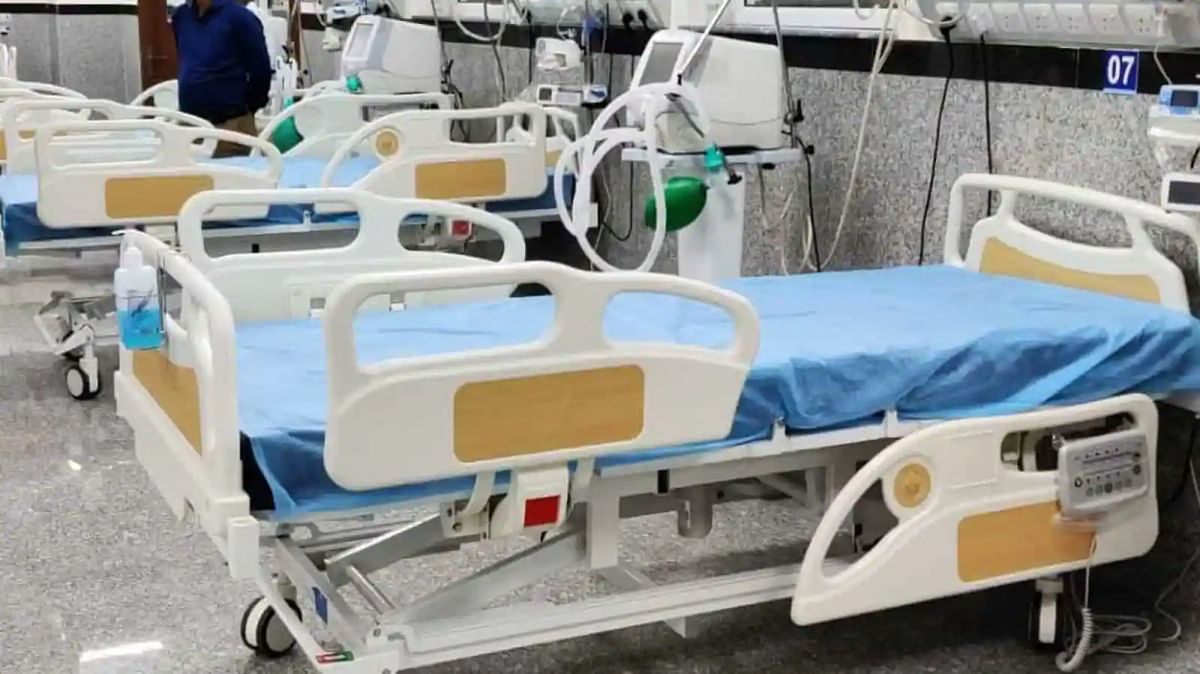 114 Bed COVID Facilty Opens at SAIL BSP