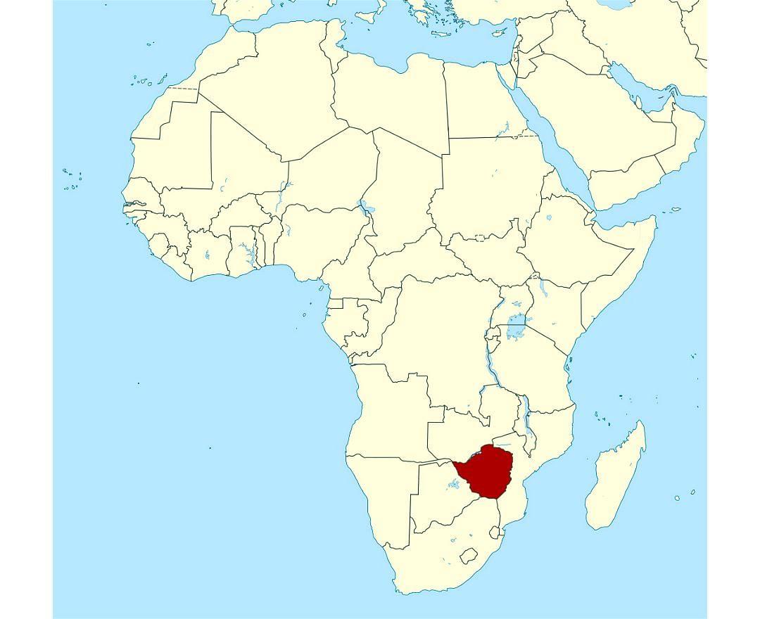 Tsingshan Plans 1.2 Million Tonne Steel Plant in Zimbabwe