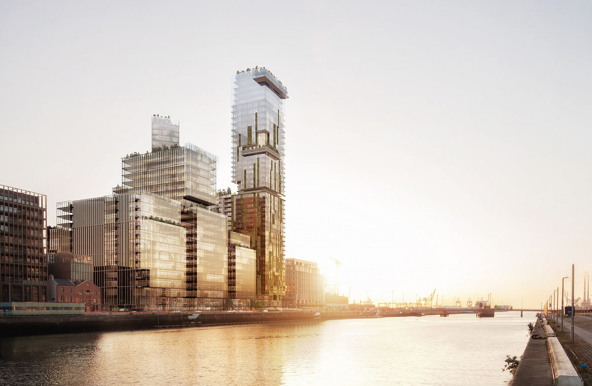 Permission Denied for Johnny Ronan Tower in Dublin's Docklands