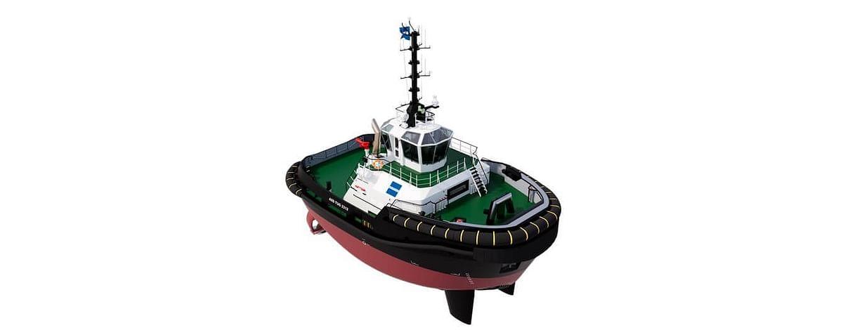 Damen ASD Tug 2312 for South32 GEMCO in Australia