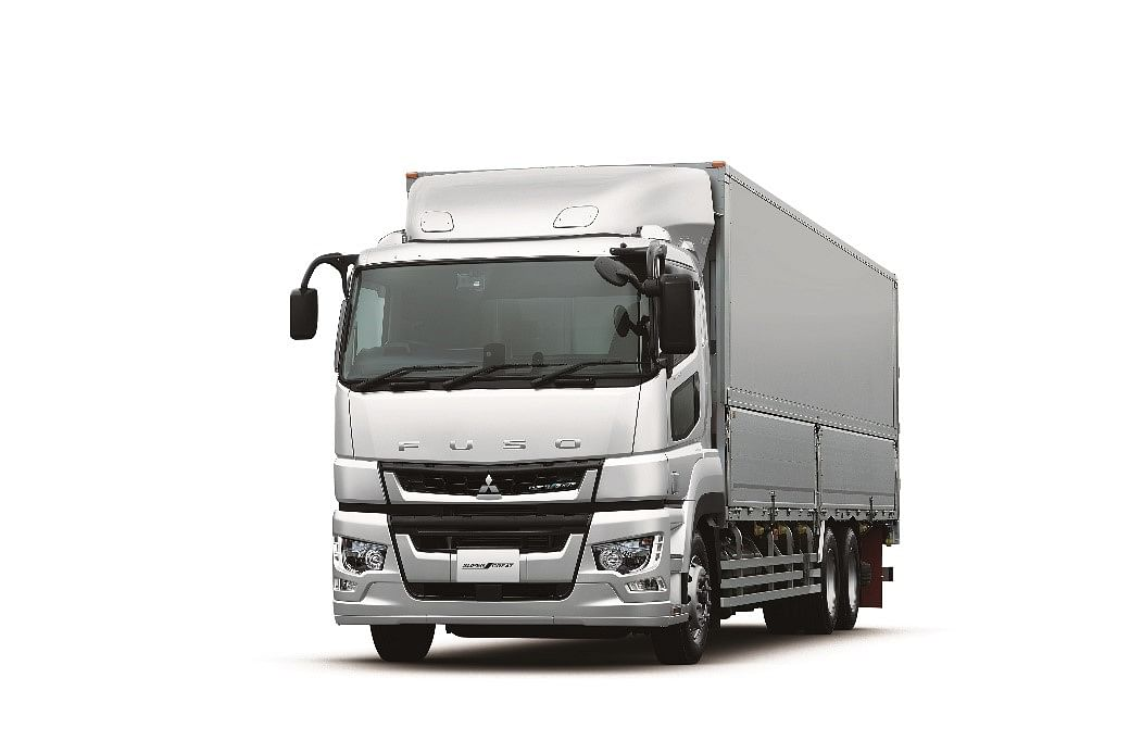 Mitsubishi Fuso Launches Heavy Duty Super Great Truck