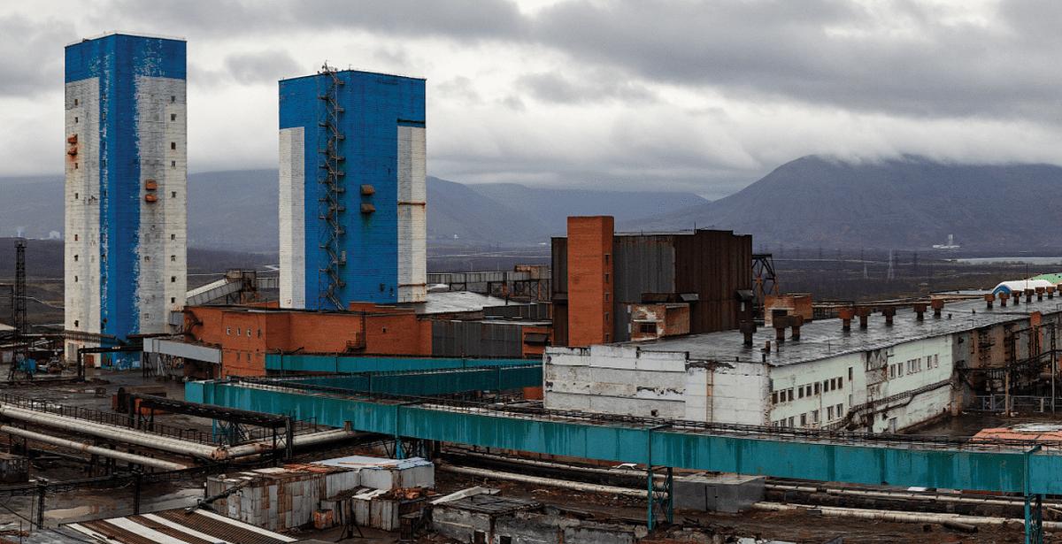 Nornickel Resumes Ore Mining at Taimyrsky Mine