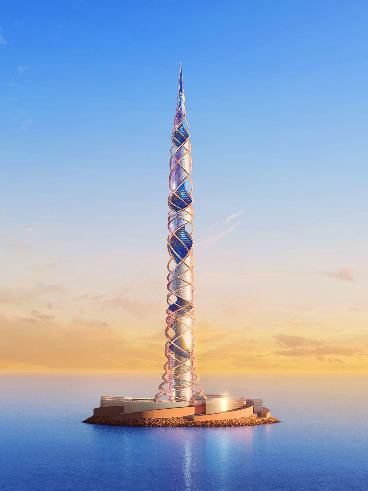 Architectural Concept Unveiled for Skyscraper Lakhta Center 2