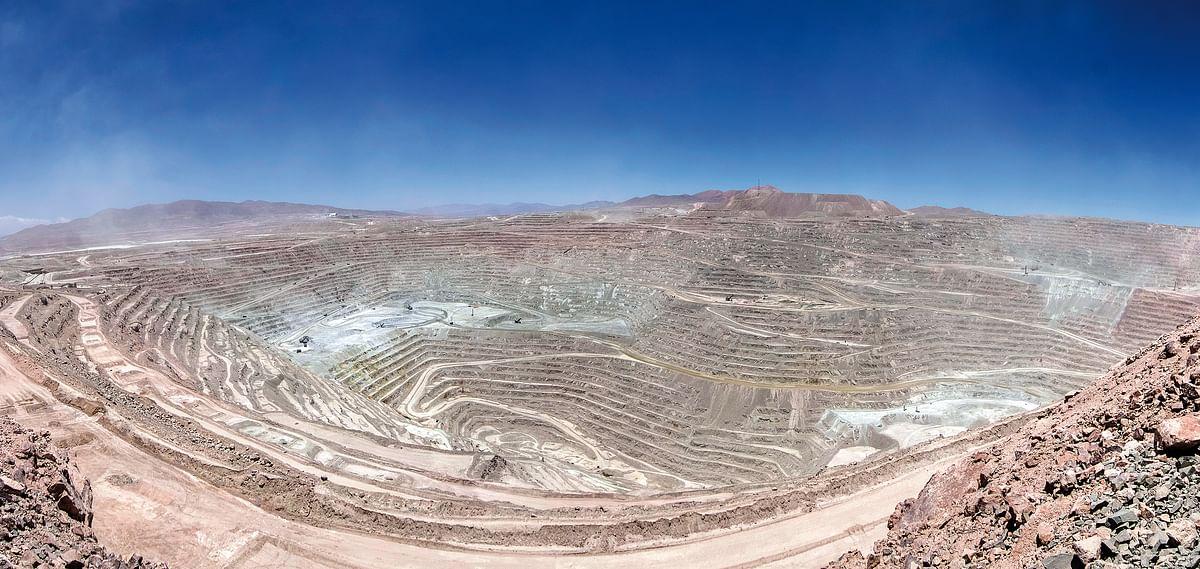 BHP Spence Copper Mine in Chile Avoids Strike