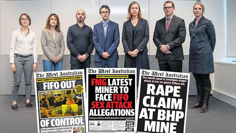 Australian Mining Executives Apologize for Sexual Assaults atMines