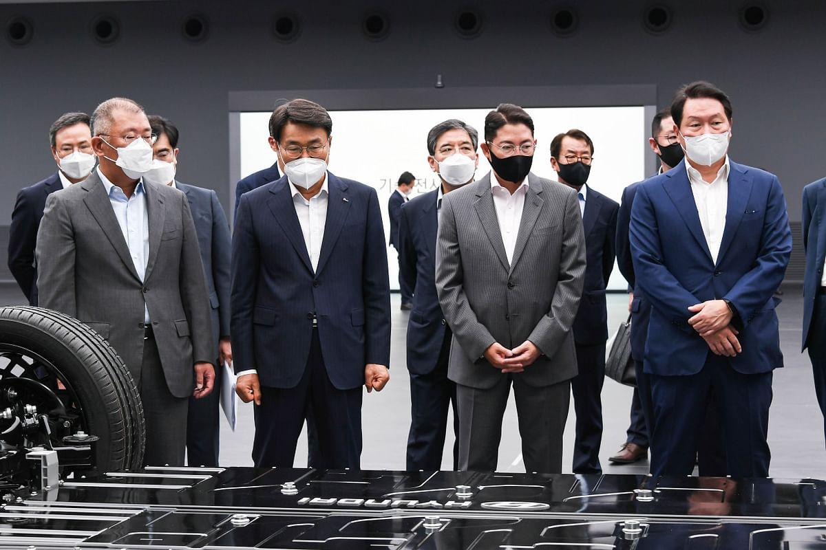 Hyundai, SK, POSCO & Hyosung to Launch Hydrogen Body in Korea