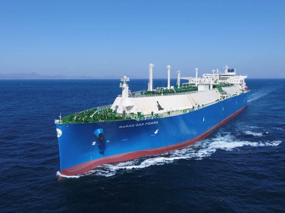 Maran Gas Adopts KONGSBERG's K-IMS Platform