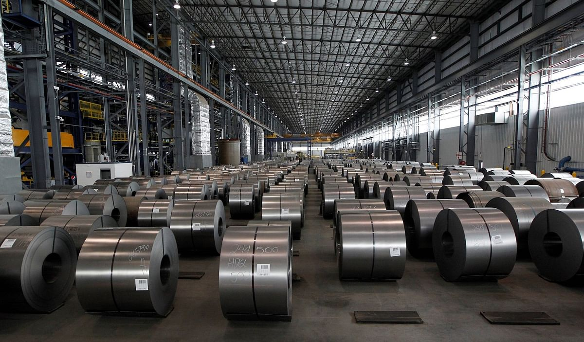 JSW Crude Steel Production in May 2021 up 10% YoY