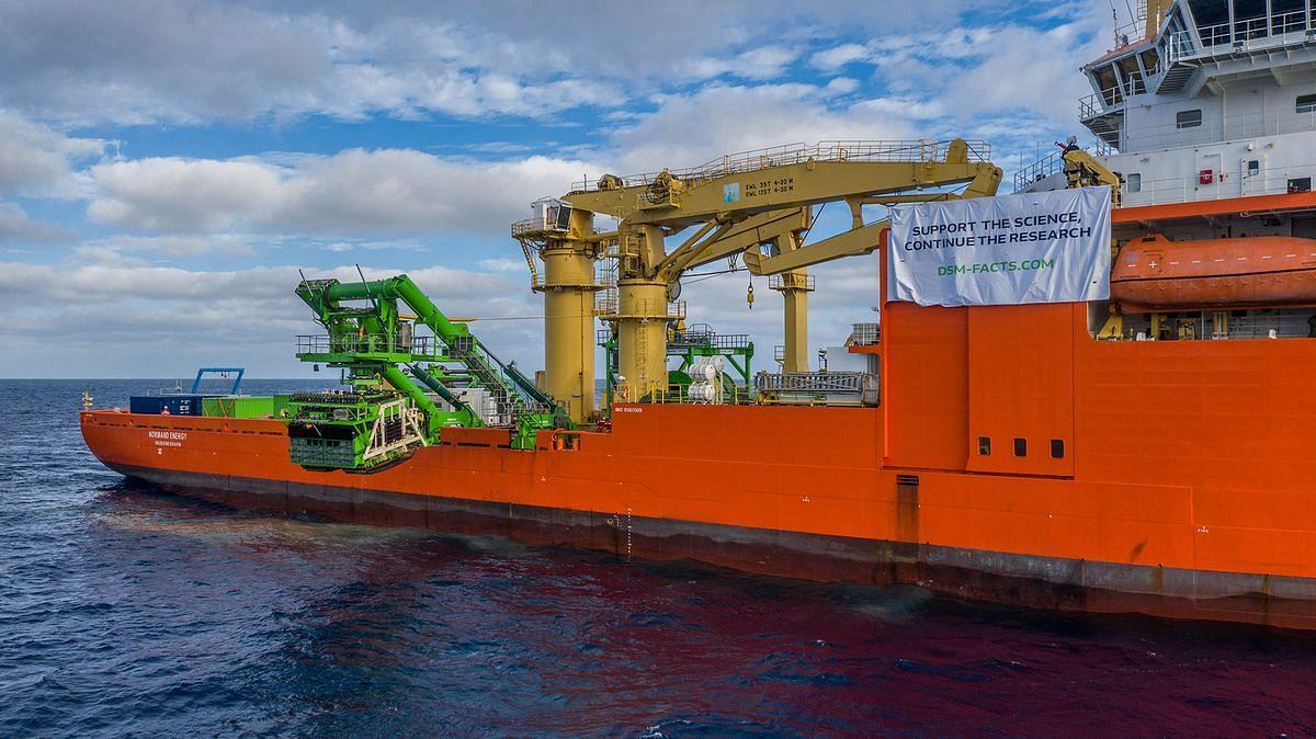 Nauru Plans to Expedite Deep Sea Mining Rules by ISA