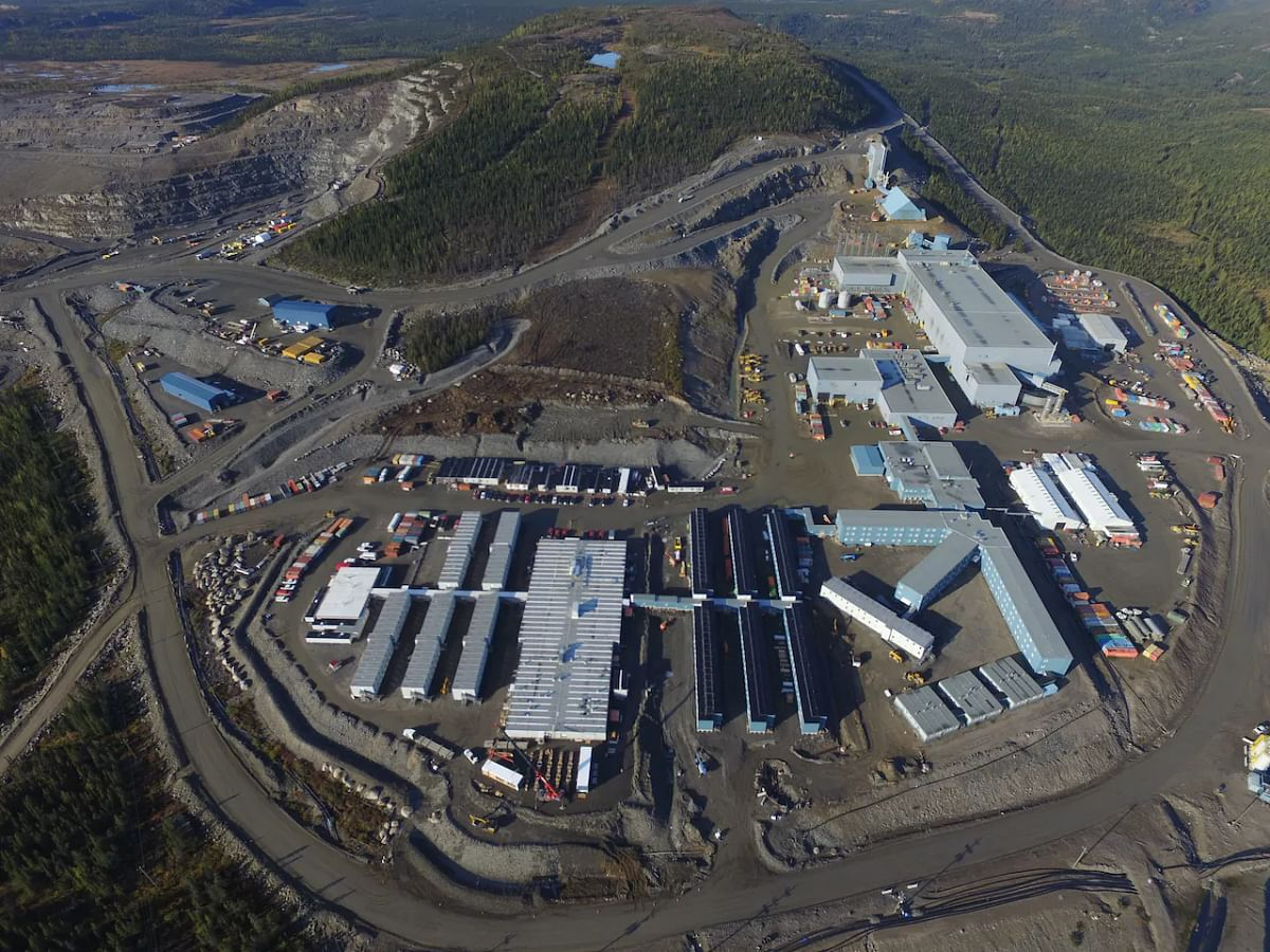 Vale Announces First Ore at Voisey's Bay Mine Extension