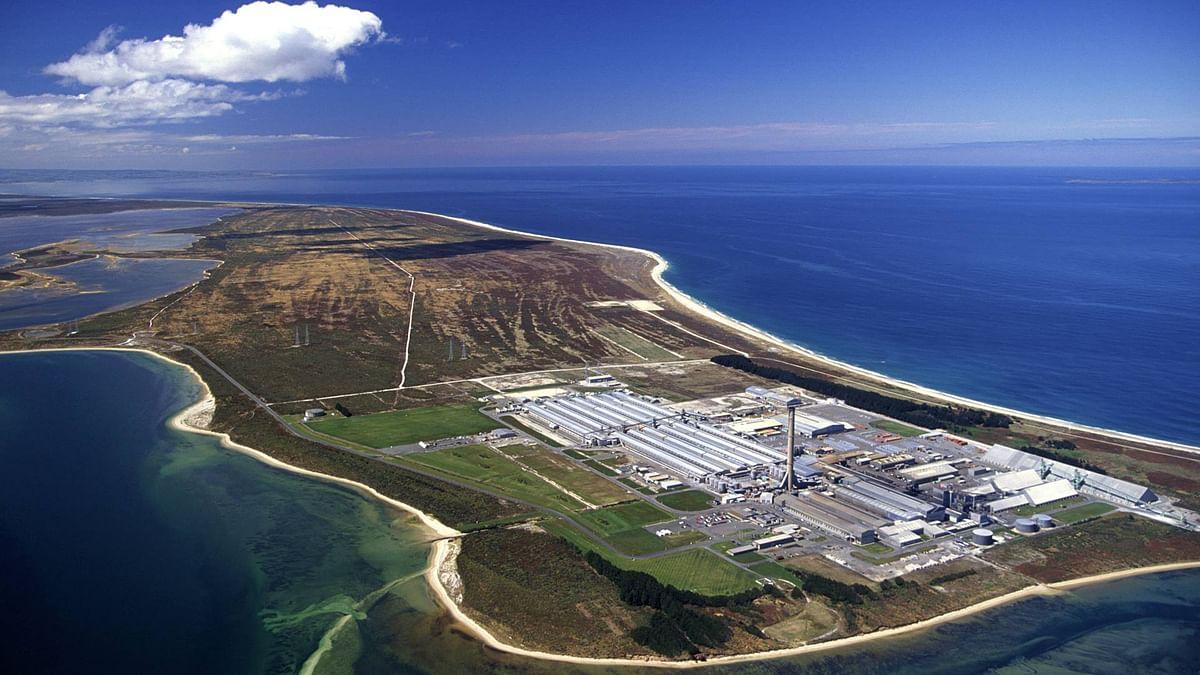 New Zealand Aluminium Smelter at Tiwai Point Reports Loss