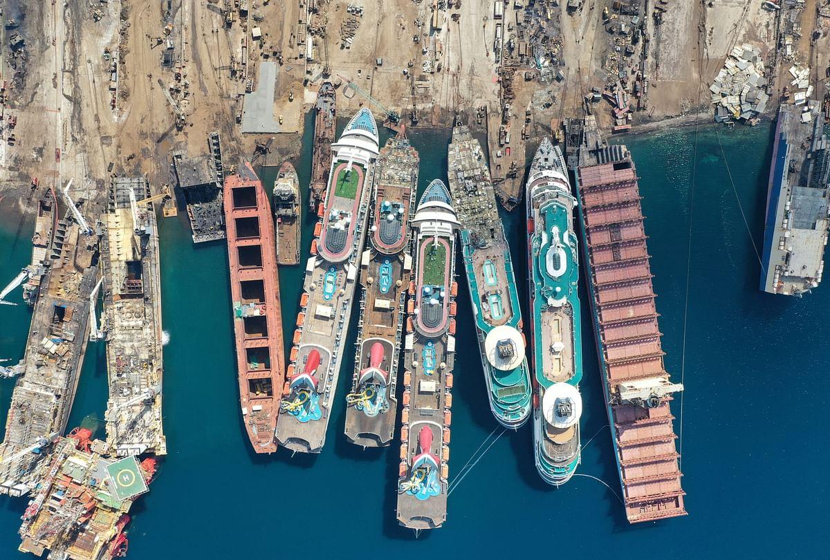 GMS Market Commentary on Ship Breaking in Week 25